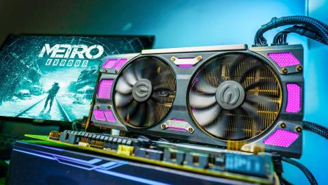 Ray Tracing On GTX Graphics Cards - Don't Even Bother!
