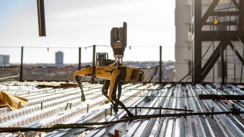 Spot Construction Solution