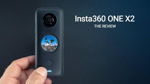 Insta360 One X2 - Impossible Angle Maker With A Porthole.