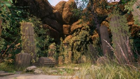 Ruins (Unreal Engine 4)