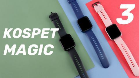 $30 Kospet Magic 3 Review 2021 vs Kospet Magic 2