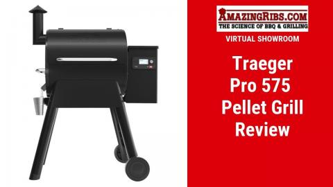 Traeger Pro 575 Pellet Grill Review