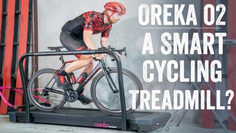 A Treadmill for Your Bike? The Oreka O2 Review!