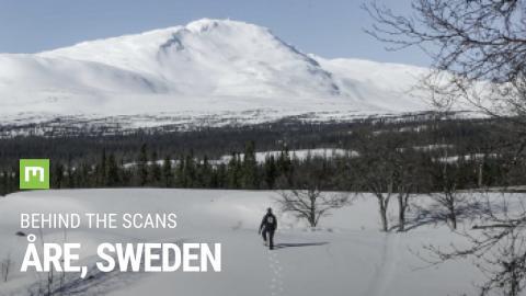 Behind the Scans: Åre, Sweden