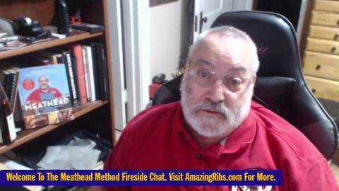 Meathead Live Fireside Chat