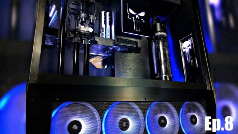 PC Setup Showdown Episode 8 - ULTIMATE Water Cooled Gaming PC Build Edition
