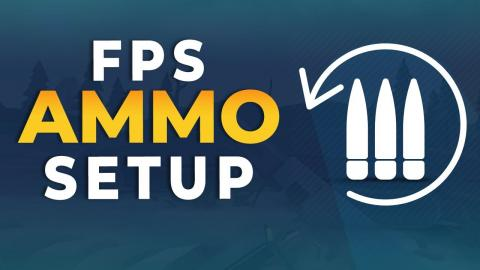 How to Setup Ammo In Unreal Engine 4 - FPS Beginner T66utorial