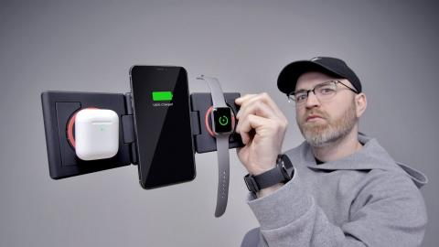 I found a great Apple AirPower alternative...