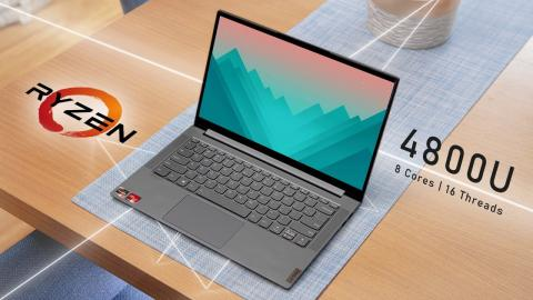 This AMD Laptop may be TOO GOOD to Sell - Lenovo IdeaPad Slim 7 Review