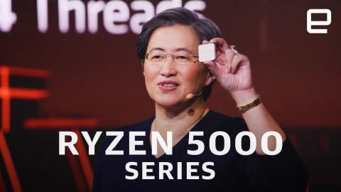 AMD's Zen 3 & Ryzen 5000 Series announcement in 9 minutes