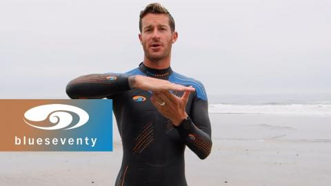 Open Water Technique | Blueseventy Advice