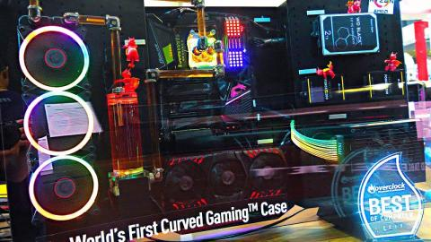 MSI X570 Motherboards, New Gaming Case Concepts, Nanoleaf Lighting