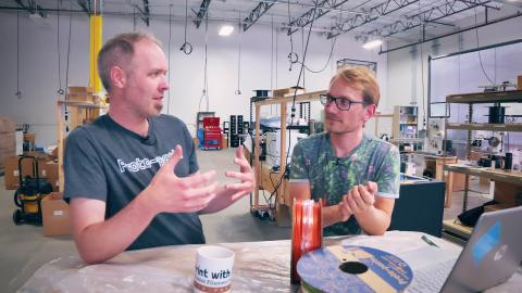 QnA: How Proto-pasta makes filament!