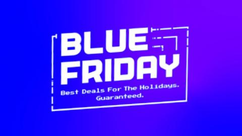 Blue Friday is Almost Here // The Best Deals for the Holidays - Guaranteed